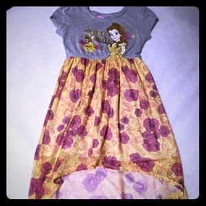 Beauty and the Best Disney Princess dress